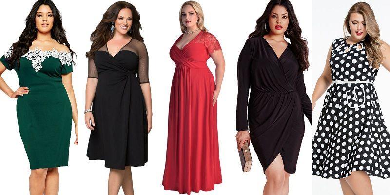 Ce rochii de cocktail poarta femeile plinute?